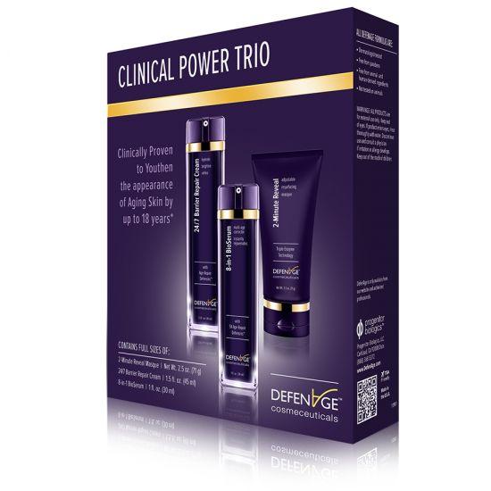 DefenAge Clinical Power Trio