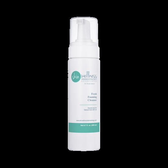 Skin Wellness Gly/Sal Foaming Cleanser