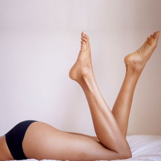 Women's Laser Hair Removal Package - Legs and Feet
